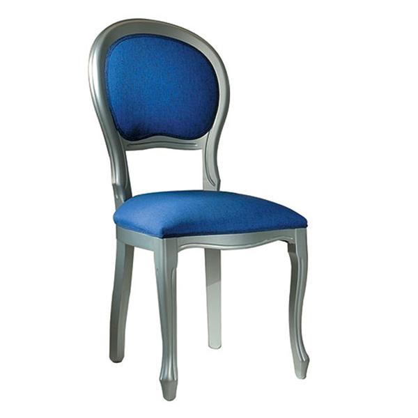 sedia barocco liscia