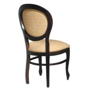 sedia barocco ovale